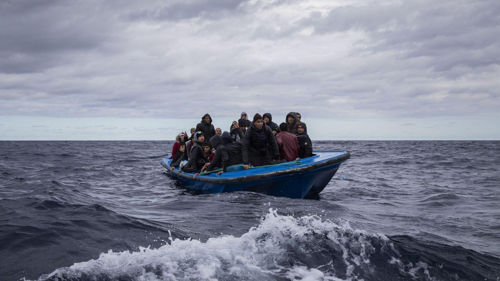 Rifugiati da Marocco e Bangladesh - Sputnik Italia, 1920, 26.04.2021