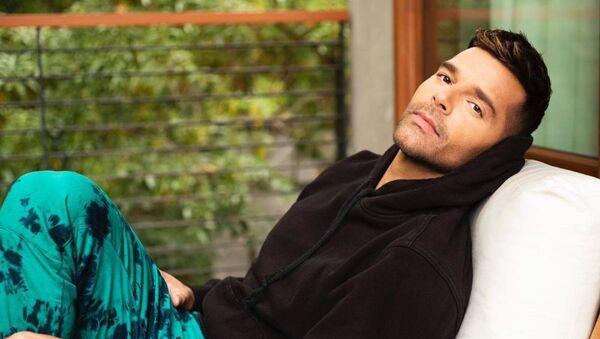 Ricky Martin, foto di archivo - Sputnik Italia