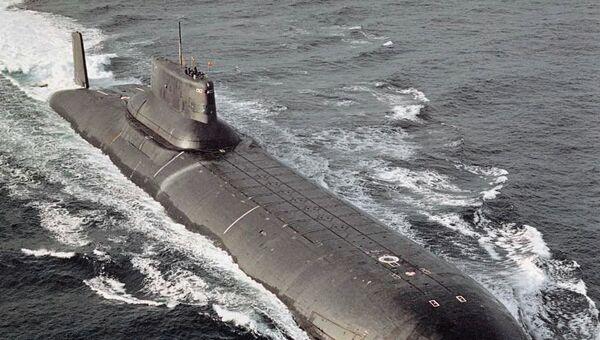 Подводный крейсер проекта 941 Акула - Sputnik Italia