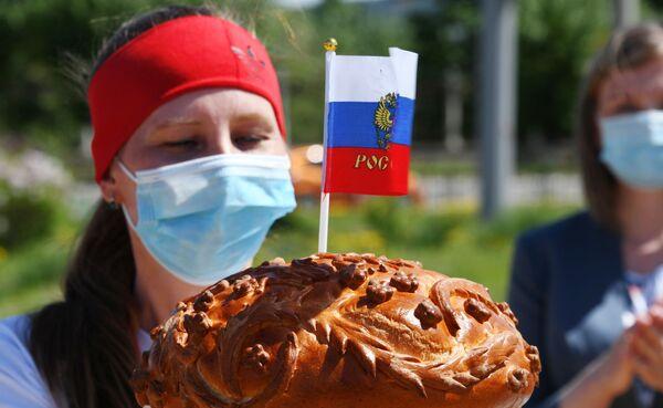 Celebrazione del Giorno della Russia a Chita, Russia - Sputnik Italia
