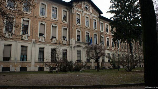 Edificio scolastico - Sputnik Italia