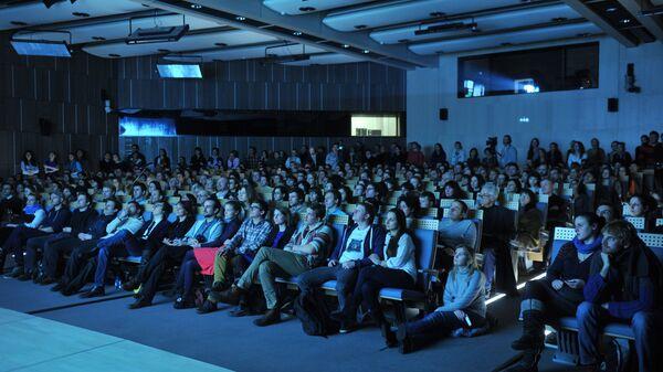 Spettatori in cinema - Sputnik Italia
