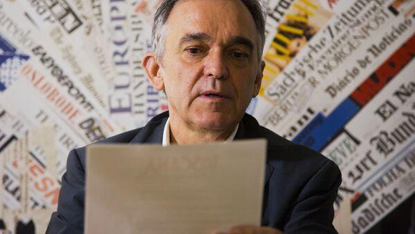 Il presidente della regione Toscana, Enrico Rossi - Sputnik Italia
