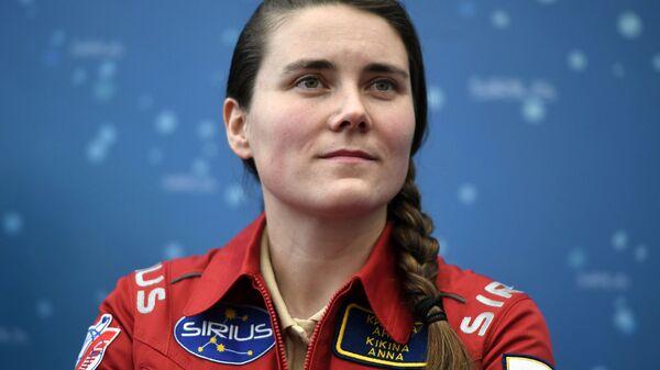 Russian cosmonaut Anna Kikina - Sputnik Italia