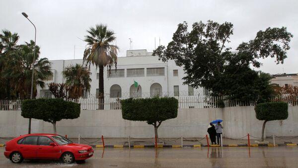 L'Ambasciata italiana a Tripoli, Libia (foto d'archivio) - Sputnik Italia
