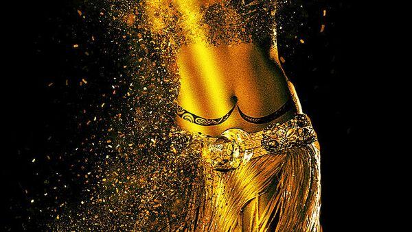 Woman belly dancer - Sputnik Italia