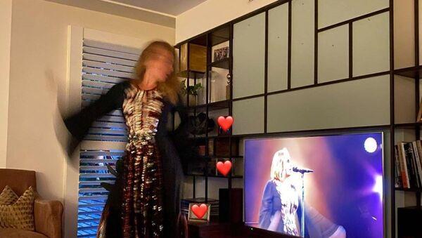 La cantante Adele - Sputnik Italia