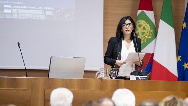 Il Ministro per la Pubblica Amministrazione Fabiana Dadone - Sputnik Italia