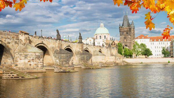 Ponte Carlo a Praga - Sputnik Italia