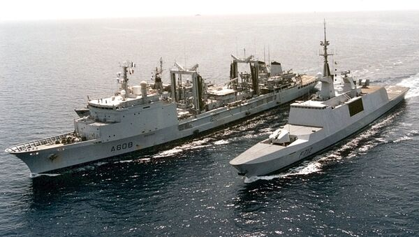 Fregata Courbet - Sputnik Italia