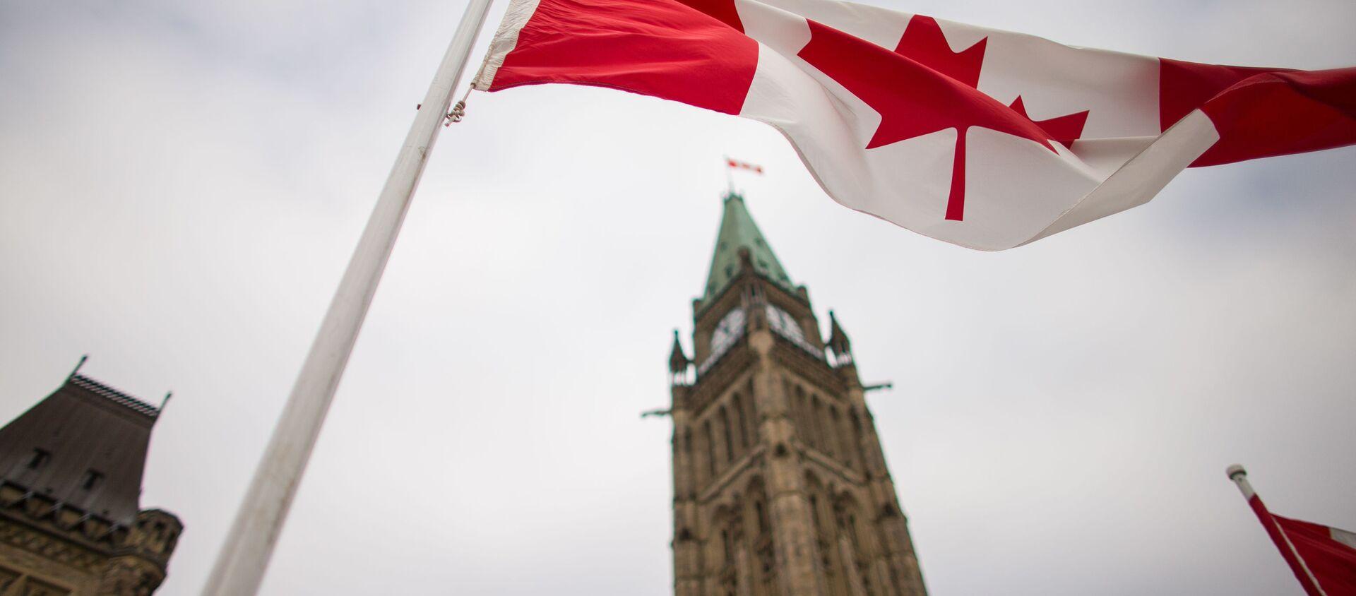 Parlamento canadese - Sputnik Italia, 1920, 19.02.2021