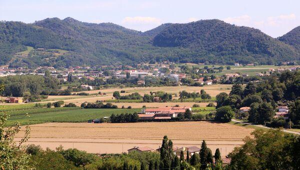 Vista dell'Italia - Sputnik Italia