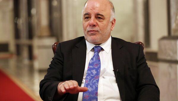 Premier Iraq Haider al-Abadi - Sputnik Italia