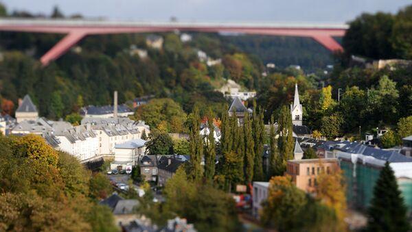 Un veduta di Luxembourg - Sputnik Italia