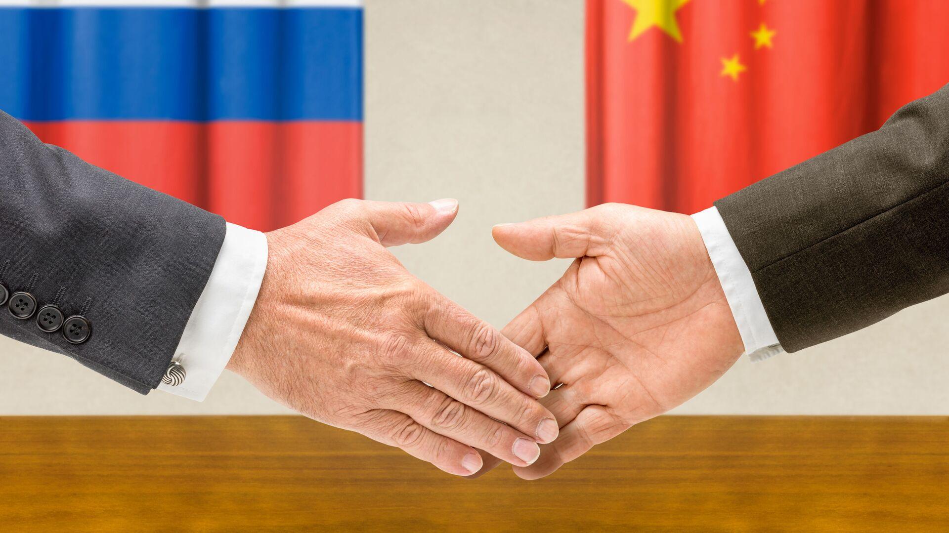 La cooperazione tra Cina e Russia - Sputnik Italia, 1920, 29.03.2021