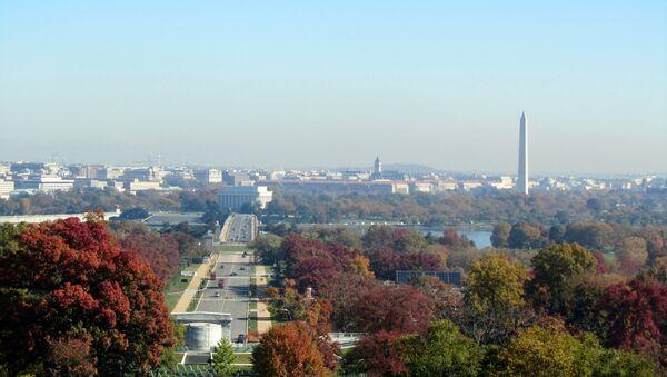 Una vista di Washington DC - Sputnik Italia