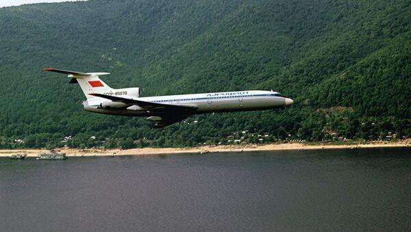 TU-154 passenger liner - Sputnik Italia