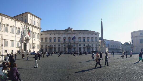 Piazza del Quirinale - Sputnik Italia