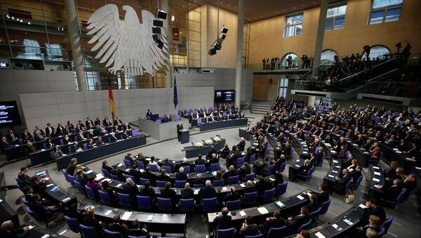 Parlamento tedesco Bundestag - Sputnik Italia