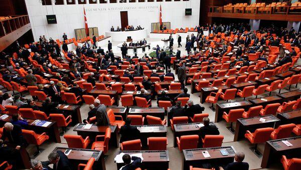 Parlamento turco - Sputnik Italia