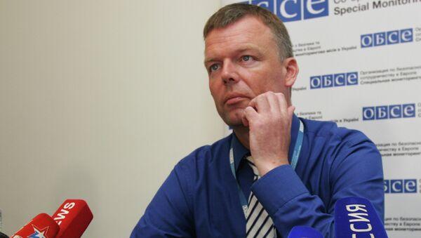 Alexander Hug, missione OSCE nel Donbass - Sputnik Italia